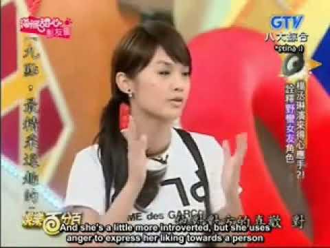 Luo and Rainie Yang Holding Hands Entrance in Bai Fen Bai: Xiao Gui Got Jealous...