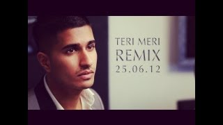 Repeat youtube video Arjun - Teri Meri Remix (feat. Priti Menon)