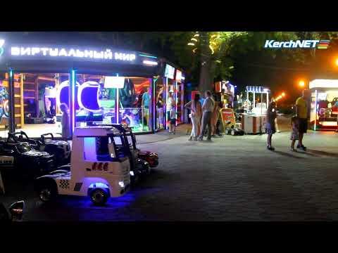 kerchnettv: Вечерняя набережная Керчи