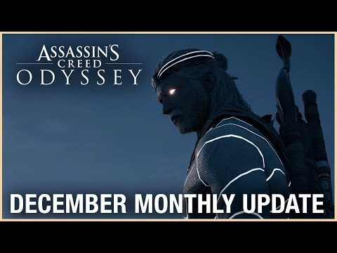 Assassin's Creed Odyssey: December Monthly Update | Ubisoft [NA] thumbnail