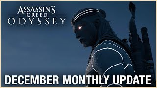 Assassin's Creed Odyssey: December Monthly Update | Ubisoft [NA]