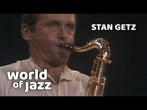 Stan Getz Quintet • 13-07-1980 • World of Jazz