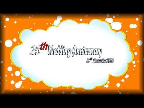 25th Wedding Anniversary Of Mr. Parmod & Mrs. Meena