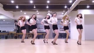 LABOUM ?? - Hwi hwi ?? mirrored dance practice ver ?????? ????