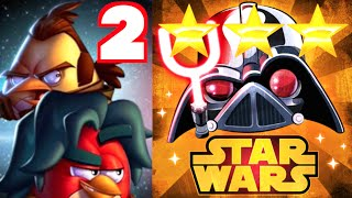Angry Birds Star Wars 2: REBELS!!! Walkthrough Part 2 (iPhone Gameplay) 3 Stars