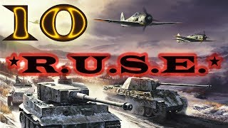 RUSE!!! Прохождение. Миссия №10 Похоже немцы выиграли вторую мировую!