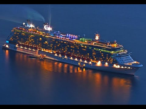 Celebrity Reflection Cruise, Tour the Ship - YouTube