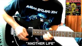 """Iron Maiden - """"Another Life"""" cover"""