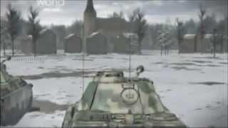 Repeat youtube video Największe bitwy pancerne s01e05. Ofensywa w Ardenach