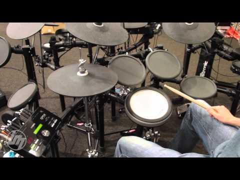Yamaha DTX532K Electronic Drum Kit Demo   Better Music