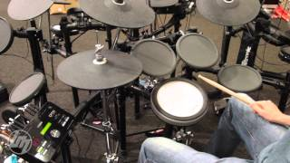 Yamaha DTX532K Electronic Drum Kit Demo | Better Music