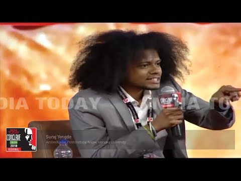 Indians Should Be Ashamed For Sending Dalits To Sewer : Suraj Yengde   IT Conclave South 2018