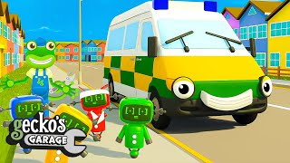 Amber the Ambulance - Educational Videos for Kids