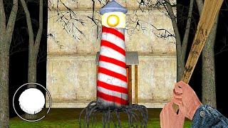 МЫ НАШЛИ МАЯКОГОЛОВЫЙ В ГРЕННИ ОНЛАЙН - Granny Online Game Lighthouse Monster