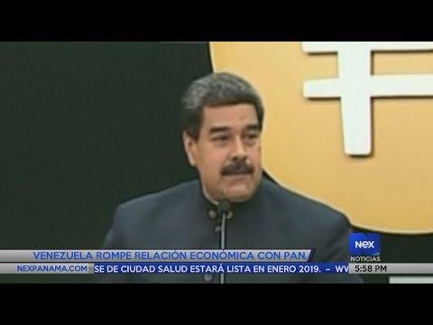 Guillermo Cochez se refiere a suspensión de relaciones económicas de Venezuela con Panamá