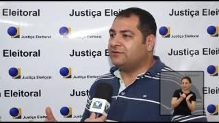 Jornal Acontece ELEIÇÕES 2016 - LIBRAS