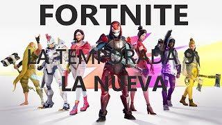 Fortnite la temporada 9 la nueva actualizacion de el futuro es suyo ahora