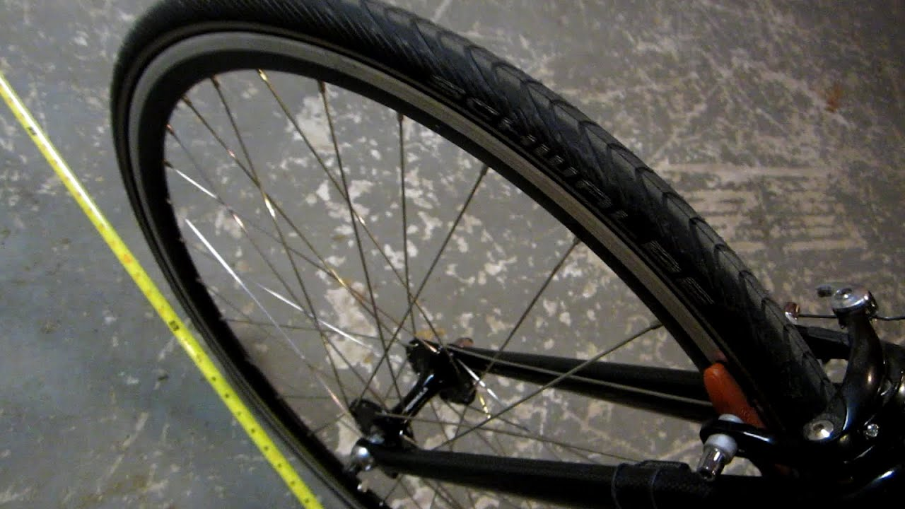 How To Determine Wheel Size For A Bike Computer Bikeblogger Youtube