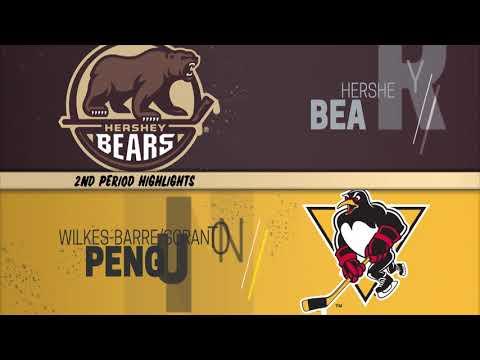 10/13/2019 - Wilkes-Barre/Scranton @ Hershey Bears