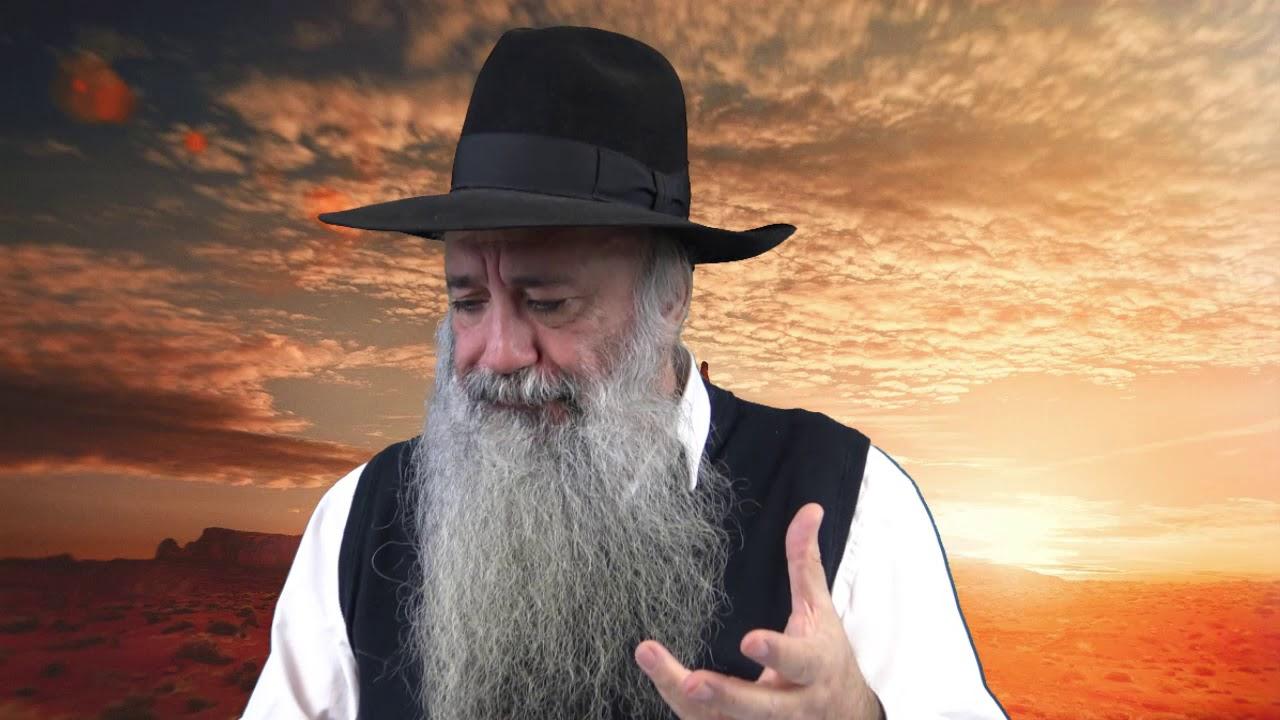 הרב מנחם ברוש | אהבת המשפט והשלום הוא התיקון לכל הברכות HD