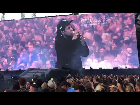 Beyonce Jay Z On The Run 2  Song Cry Glasgow 09062018