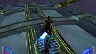 star wars: jedi knight: jedi academy: gameplay (in HD!)