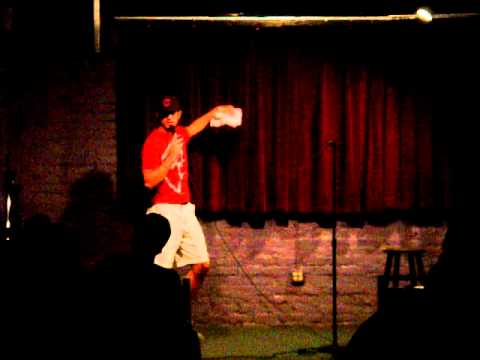Justin Hartman Stand Up 2
