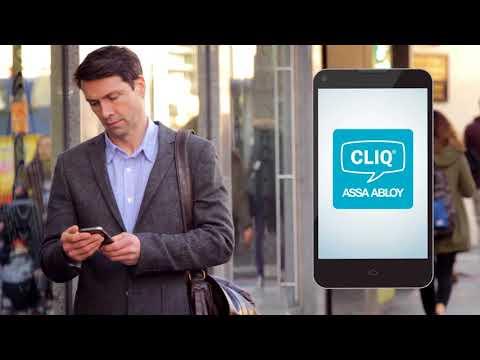 CLIQ Go - access control at your fingertips