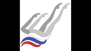Показательное выступление сборной России по синхронному плаванию на Шоу Олимпийских Чемпионов 2019