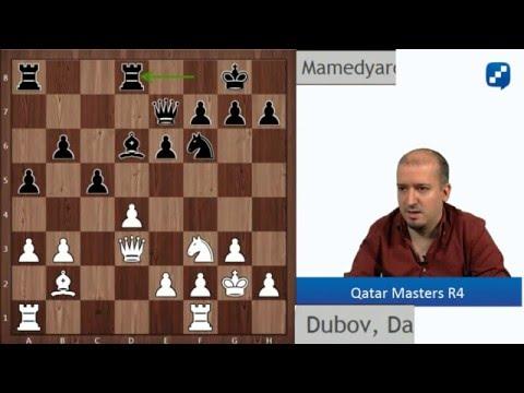 Qatar Masters Ronda 4