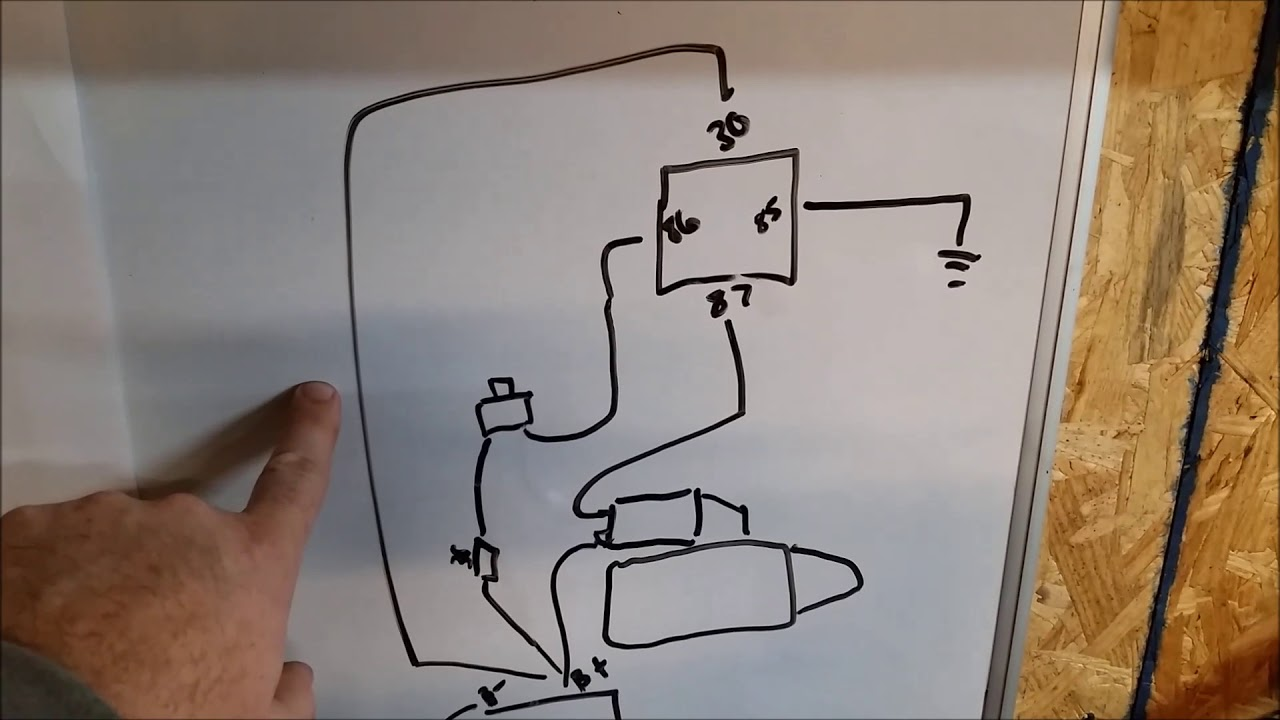 Race Car Push Button Start Wiring Diagram from i.ytimg.com