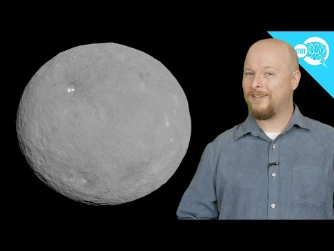 What Is The Dwarf Planet Ceres?