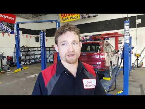Saul's Automotive Denver Englewood Colorado Auto Repair with Customer Service