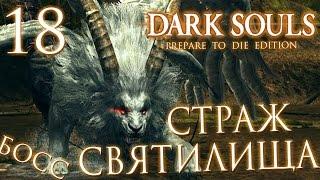 Прохождение Dark Souls Prepare To Die Edition — Часть 18: БОСС 12: СТРАЖ СВЯТИЛИЩА