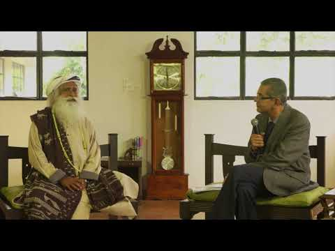 In Conversation with the Mystic, SadhGuru with VC Gopalratnam, SVP, Cisco