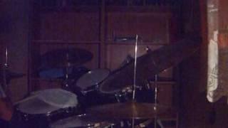 Coal Chamber - Alienate Me drum cover