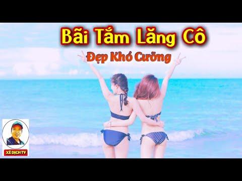 Tham Quan Bãi Tắm Lăng Cô Hoang Sơ & Đẹp Nhất Tỉnh Thừa Thiên Huế / Du Lịch Huế 2019