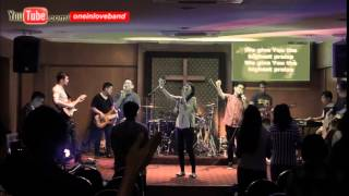 I Need You More Kim Walker - COVERED One in Love's June 2015