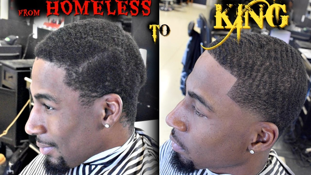 Transformation From Homeless To King Full Haircut Tutorial Hd