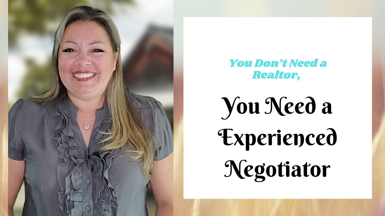 You Don't Need a Realtor, You Need an Experienced Negotiator | Oahu, HI