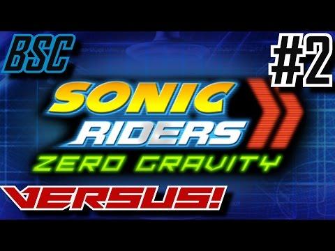 BlueStreakComms : Sonic Riders Zero Gravity [Versus] - Part 2 of 3