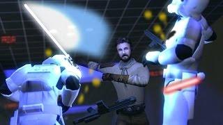 Star Wars Jedi Knight: Jedi Academy - The Best Saber Combat of All Time- Part 1