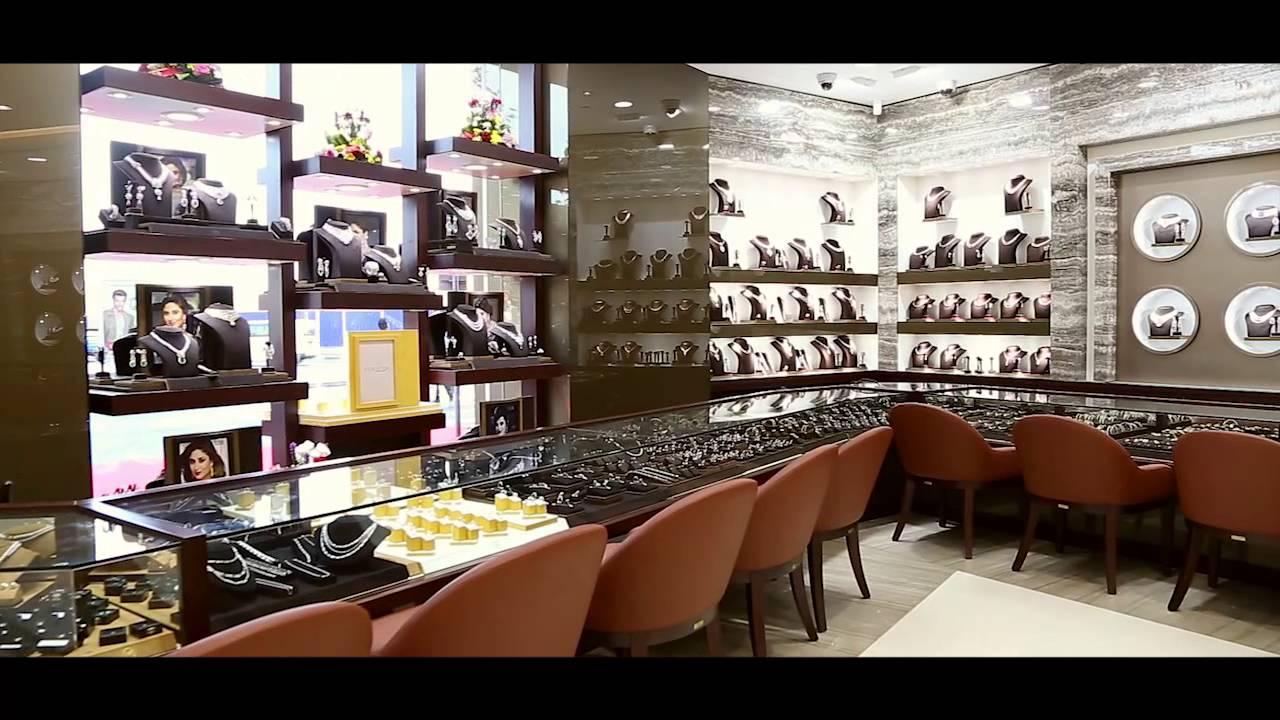 Malabar gold jewellery designs dubai - Malabar Gold Diamonds Launched Dubai S Largest Jewellery Outlet In Gold Souk Deira