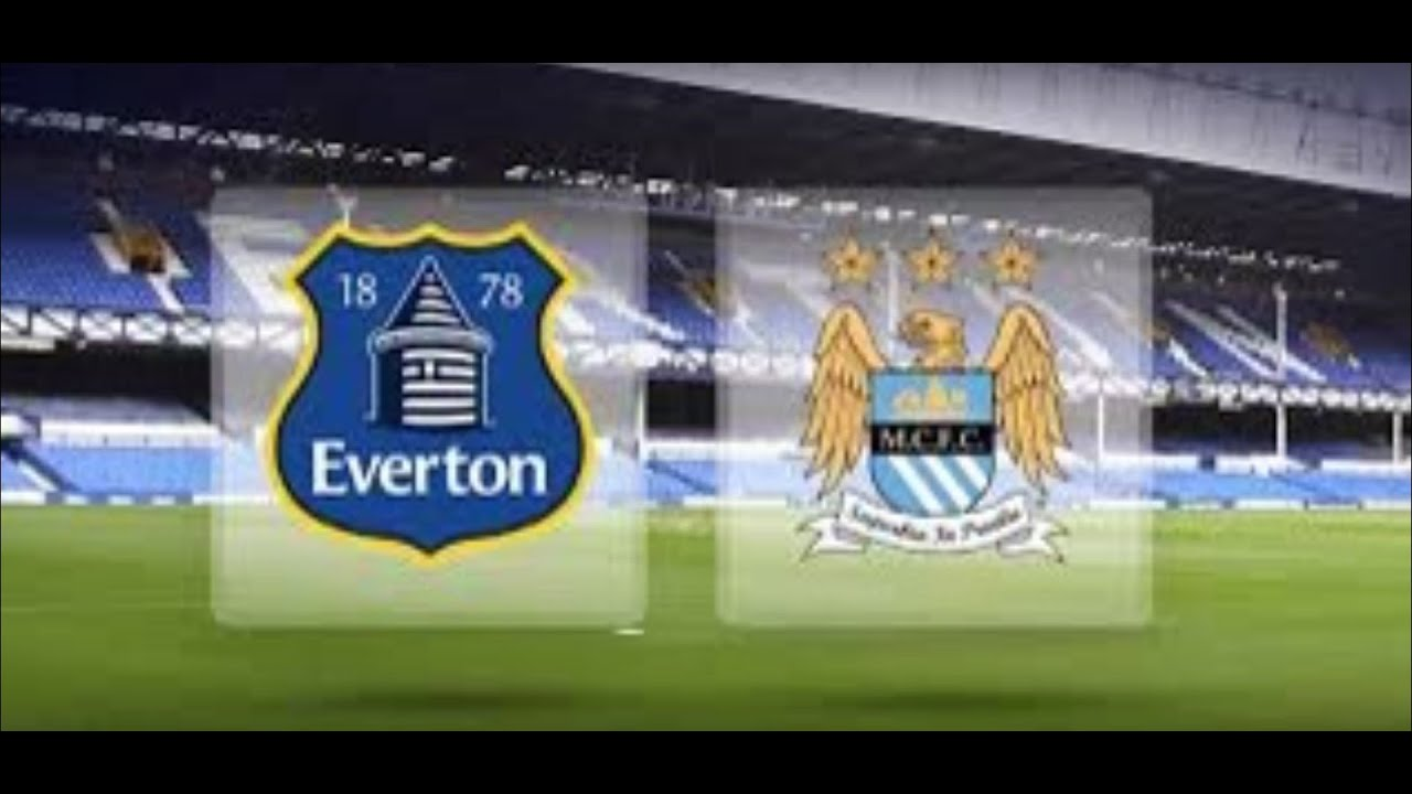 Image result for everton vs manchester city