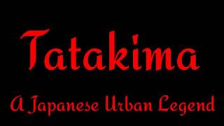 "Tatakima - A Japanese Urban Legend | Episode 1 "" Deal? "" 