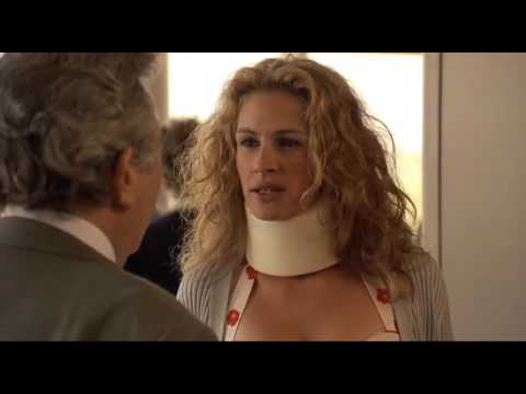 Erin Brockovich Screaming and Swearing at People Julia Roberts