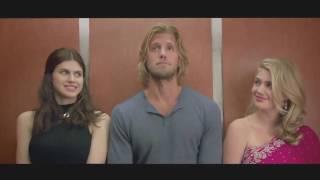 THE LAYOVER Official Trailer #1 (2017) Alexandra Daddario, Kate Upton Comedy Movie HD