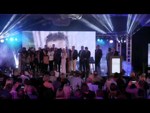 Joost Van Der Westhuizen Induction into SA Sport Hall Of Fame