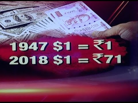 Big Debate: Fuel Costly, Rupee Hits New Record Low, Is India Towards Development? | ABP News