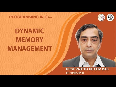 Dynamic Memory Management (Lecture 17)